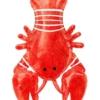 """39"""" Seafood Fest Lobster Food Balloon"""