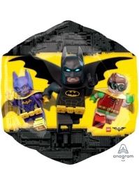 "23"" Lego Batman Balloon"