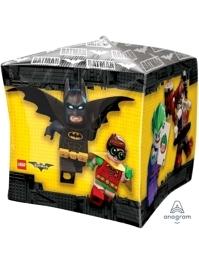 """15"""" Lego Batman Cubez Balloon"""