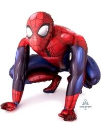 "36"" Spider Man Airwalker Shape Marvel Balloon"
