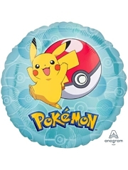"""17"""" Pokemon Balloon"""