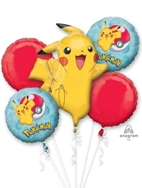 Pokemon Balloon Assortment