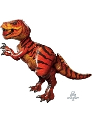 "68"" JUurassic World T-Rex Dinosaur Balloon"