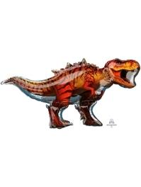 "45"" Jurassic World T-Rex Dinosaur Balloon"