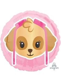 "17"" Paw Patrol Skye Emoji Balloon"