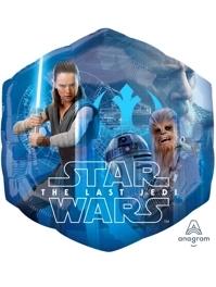 "23"" Star Wars The Last Jedi Balloon"