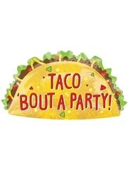 """33"""" Taco Party Fiesta Balloon"""