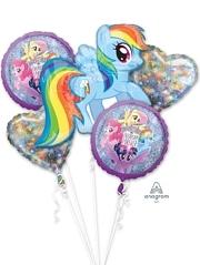 My Little Pony Friendship Balloon Assortment