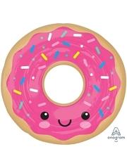 "27"" Donut Food Balloon"