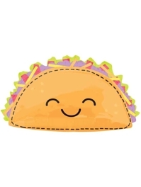 "33"" Taco Fun Fiesta Balloon"