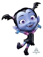 "34"" Vampirina Shape Disney Balloon"