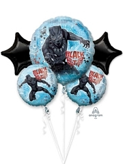 Black Panther Marvel Balloon Assortment