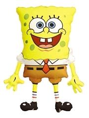 """28"""" Spongebob Squarepants Shape Balloon"""