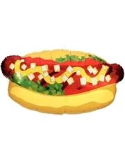 """32"""" Hotdog Food Balloon"""