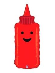 """35"""" Ketchup Food Balloon"""