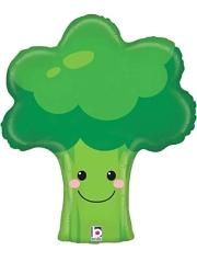 "26"" Produce Pal Broccoli Food Balloon"