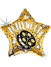 """19"""" Hollywood Star Balloon"""
