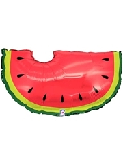 "35"" Watermelon Food Balloon"