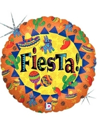 "18"" Party Fiesta Balloon"