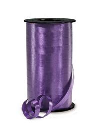 "3/8"" Purple Curling Ribbon"