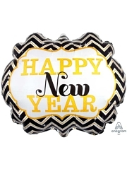 "25"" Happy New Year Marquee Balloon"