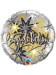 """18"""" Congratulation Elgant Balloon"""