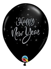 "11"" Happy New Year Sparkle Balloon"