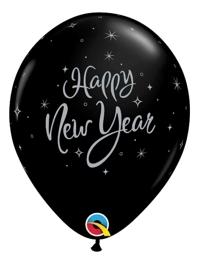 "11"" Happy New Year Sparkle Balloon"