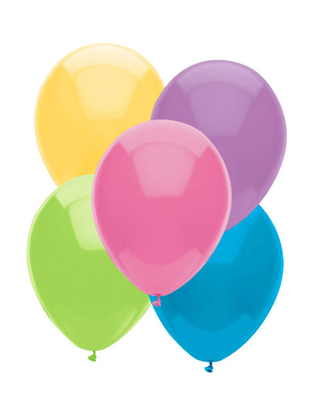 "11"" BSA Value Line Latex Balloons"