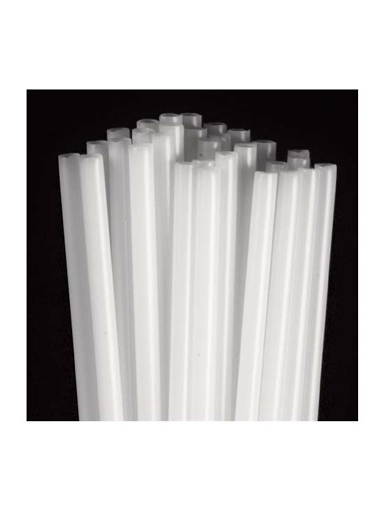 "16"" White Balloon Sticks For Use WIth Mini Cups"