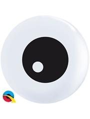 "5"" Friendly Eyeball Top Print Balloon 100 Count"