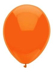 """11"""" BSA Bright Orange Latex Balloon"""