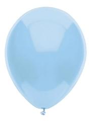 """11"""" BSA Sky Blue Latex Balloon 100 Count"""