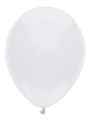 """11"""" BSA Bright White Latex Balloon 100 Count"""