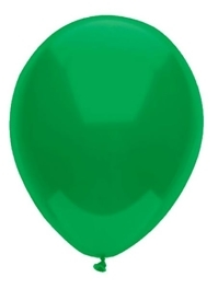 "11"" Forest Green Latex Balloon"