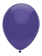 """11"""" BSA Regal Purple Latex Balloon 100 Count"""