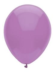 """11"""" BSA Luscious Lavender Latex Balloon 100 Count."""