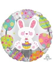 "17"" Easter Enchantment Foil Balloon"