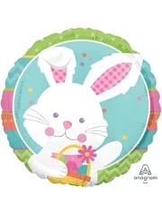 "17"" Happy Hop Easter Balloon"