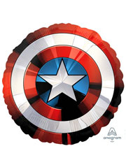 Captain American Balloons For Sale