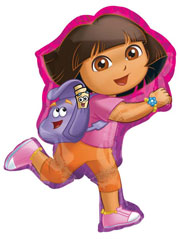 Dora The Explorer Balloons For Sale