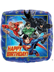 Justice League Balloons For Sale
