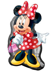 Mini Mouse Disney Balloons For Sale