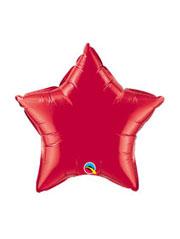 "Qualatex 20"" Foil Star Shape Decorator Balloons"