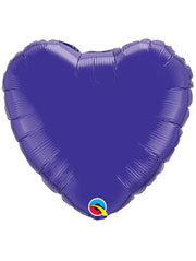 "Qualatex 36"" Foil Heart Shape Decorator Balloons"