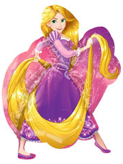 Repunzel Disney Balloons For Sale